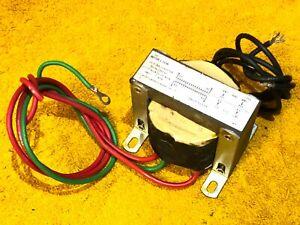 SQUARE D 9070EL1D9 INDUSTRIAL CONTROL TRANSFORMER .005 kVA SINGLE PHASE 480/120