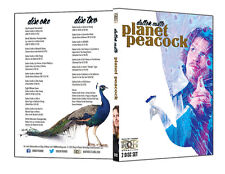 """Official ROH Ring of Honor - Best of Dalton Castle """"Planet Peacock"""" 2 DVD Set"""
