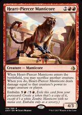 Amonkhet ~ HEART-PIERCER MANTICORE rare Magic the Gathering card