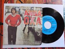 45 Giri Anna Oxa Il Pagliaccio Azzurro-La Sonnambula RCA 1979 Italy PB 6341