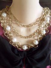 "Rv $ 69 P0105 Premier Designs Jewelry ""Ritz�Necklace 20375"