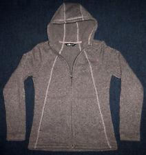 The North Face Crescent Full-Zip Knit Fleece Hoodie, Women's XS