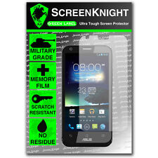 ScreenKnight Asus Padfone 2 SCREEN PROTECTOR invisible Military Grade shield