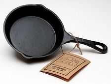 """Old Mountain Cast Iron Pre-seasoned  6.5""""  Skillet Cookware Camping  #10101"""