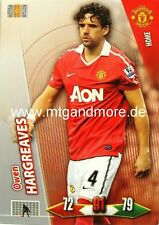 Adrenalyn XL Man. United - Owen Hargreaves - Home