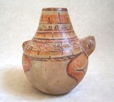 Pre-Columbian Chorotega Turtle Effigy Vessel, 800 Ad