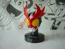 KAMEN RIDER Mask Collection Part 12 AGITO Burning Form OU (Normal Stand)