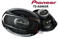 Pioneer TSA6965R 3-Way 6in. x 9in. Car Speakers System