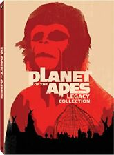 Planet of the Apes - The Legacy Collection