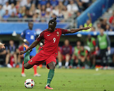 Eder Goal - Portugal vs France Euro 2016, 8x10 Color Photo