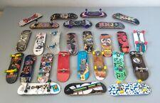 25 Tech Deck Finger Boards Skateboards Huge Lot Some Rare See Description