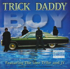 (CD) Trick Daddy Featuring The Lost Tribe & JV - Boy (Promotional Single)
