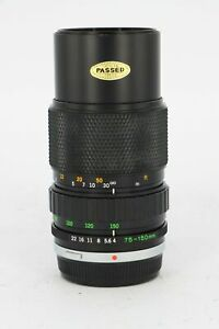 OLYMPUS OM 75-150mm f/4    With A Fault - Professionally Tested