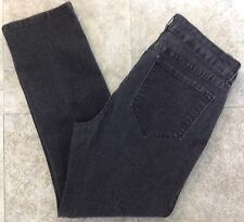 Not Your Daughters Jeans NYDJ Lift Tuck Jeans Size 14P Charcoal Leopard Pattern