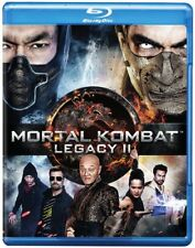 Mortal Kombat: Legacy II [New Blu-ray]