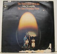 "MAHAVISHNU ORCHESTRA WITH JOHN MCLAUGHLIN THE INNER MOUNTING FLAME 12"" LP (i510)"