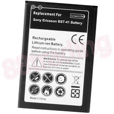 New Battery for Sony Ericsson BST-41 Xperia X1 / X2 / X10 / Play 1500mAH