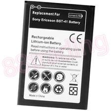 Nouvelle batterie pour Sony Ericsson BST-41 Xperia X1/X2/X10/Play 1500mAH
