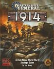 QUARTERMASTER GENERAL 1914 BOARD GAME