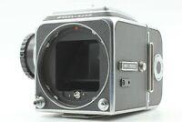 【NEAR MINT】 Hasselblad 500C 6x6 Medium Format Film Camera Body From JAPAN #439