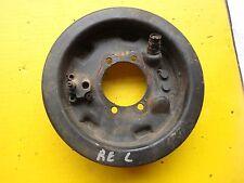 1989 Yamaha Pro Hauler YFU 230 Pro-4 YFU230 rear left brake backing drum
