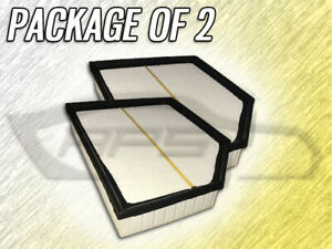 AIR FILTER AF1352 FOR VOLVO S60 S90 V60 V90 XC60 XC90 - PACKAGE OF TWO