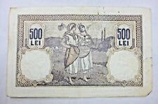 P22  ROMANIA BANCA NATIONALA A ROMANIEI CINCI SUTE LEI 500 LEI SERIES IV-19
