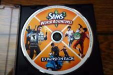 The Sims 3: World Adventures PC/Mac Game, Disc ONLY  (NO Activation Key)