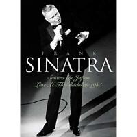 NEW Sinatra in Japan - Live at the Budokan 1985 [DVD] genuine from JAPAN