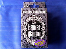 Disney * HAUNTED MANSION FRAMED PORTRAITS * New & Sealed 2-Pin Mystery Box