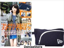 NEW ERA Original Blue Denim Multi Pouch Bag from Japan Magazine