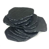 Flat SLATE Rock Pieces for Aquarium Fish Tank NATURAL Decoration Ornament