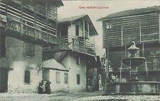 # CARNIA - S. TERESA - 1924 - CASE RUSTICHE