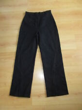 Pantalon JJ GARELLA Noir Taille 36 à - 74%
