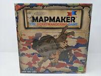 Mapmaker: The Gerrymandering Game - Kickstarter Funded USA Politics NEW SEALED