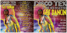 "Disco Tex & the Sex-o-lettes / Get Dancin ; ""Love is a Killer/Jam Band Reprise"""