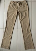 The Limited Womens Pants Drew Fit Bootcut Stretch Tan Beige Camel Size 0 R