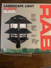 New listing New Rab Black Landscape Light Ll322B