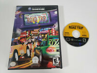 Road Trip: The Arcade Edition (Nintendo GameCube, 2004) - Tested, Works