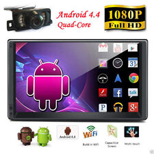 "7"" Android 5.1 3G-WIFI 2Din Car Stereo Radio In Dash Tablet GPS Quad Core+Camera"