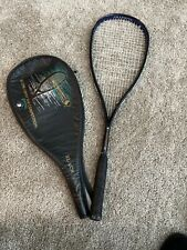 Black Knight Gravity Squash Racket With Case GS 7110 Graphite