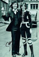 Cliff RICHARD SIGNED Autograph 12x8 Photo 1 Music LEGEND AFTAL COA Shadows