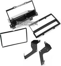 Metra 99-7422 Single/Double DIN Installation Dash Kit for 2007-12 Nissan Sentra