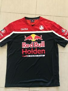 red bull holden racing team Men's t-shirt, with defects