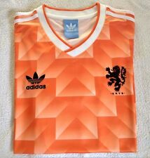 1988 Pays-Bas Holland Retro Football shirt jersey Kit-M