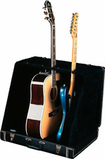 Fender Stage Three Guitar Stand Case Black