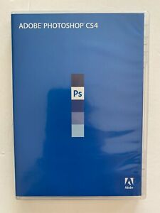 Adobe Photoshop CS4 Mac OS Retail Version Great Shape 2008 '08