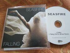 Seasfire Falling Promo Label: Too Pure Series: Too Pure Singles Club CD Single
