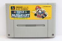 Super Mario Kart SFC Nintendo Super Famicom SNES Japan Import US Seller I5748 B