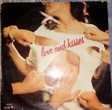 "LOVE AND KISSES - ACCIDENTAL LOVER MAXI 12""(1977 BARCLAY ) MUSICA DISCO EX/VG"
